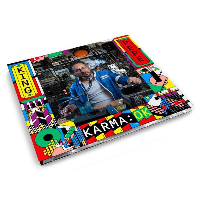 Karma OK – CD